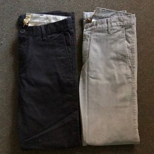 Two pairs of never worn Dockers!!!